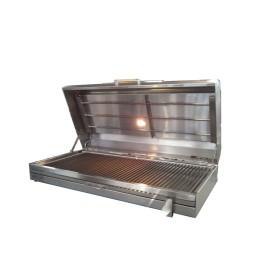 PARRILLA ELECTRICA PARRIWATT 1200 NAVAL (INOX)