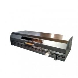 PARRILLA ELECTRICA PARRIWATT 1200 (INOX)