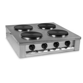 ANAFE ELECTRICO INOX304 4 DISCOS HOT PLATE